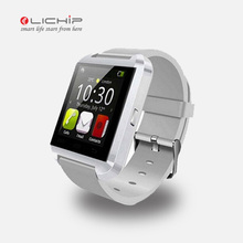 "wholesale smart watch U8 2016 new item 1.44"" TOUCH SCREEN android smart health care Sport Watch phone"
