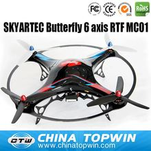 Walkera MC01 SKYARTEC Butterfly 6 axis RTF walkera bumblebee quadcopter