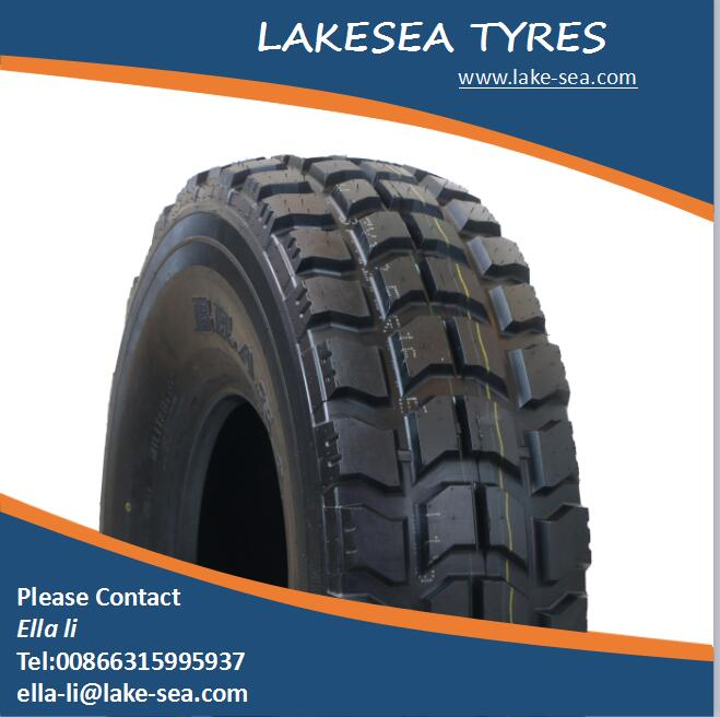 lakesea waystone LT265 70R17 grack M T mud tires
