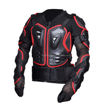 Professional Leather Motorcycle Safety Protective Armor Motocross safety Protection Racing Jacket