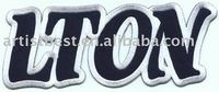 Fashion Patch Fashion Accessory Name Bar