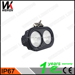Car accessories new products 12V Led flood offroad driving lamp/led work light
