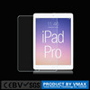 Newest!!!Best price anti-glare tempered glass/film screen protector for Apple iPad pro