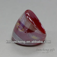 Murano Glass Rings Jewelry Fashion Costume Artificial Indian Handmade Handicrafts Jewelry Manufacturer Exporter