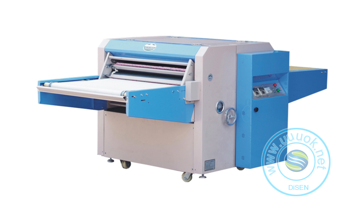 Large format hotfix rhinestone setter high speed rhinestone transfer fabric diamond sticking machine