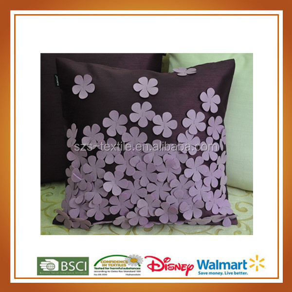 wholesale crochet digital printed cushion cover