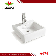 high quality ceramic basin art basin above counter mounting