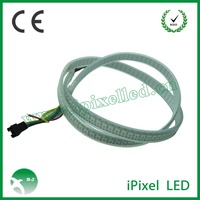 5m/roll individually ws2812b addressable waterproof dc5V ws2812b 144led strip 5050