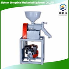 Home Use Sweet Corn Sheller Portable Rice Milling Machine