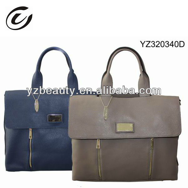 Fashion Lady Business Leather Office Bags for Women