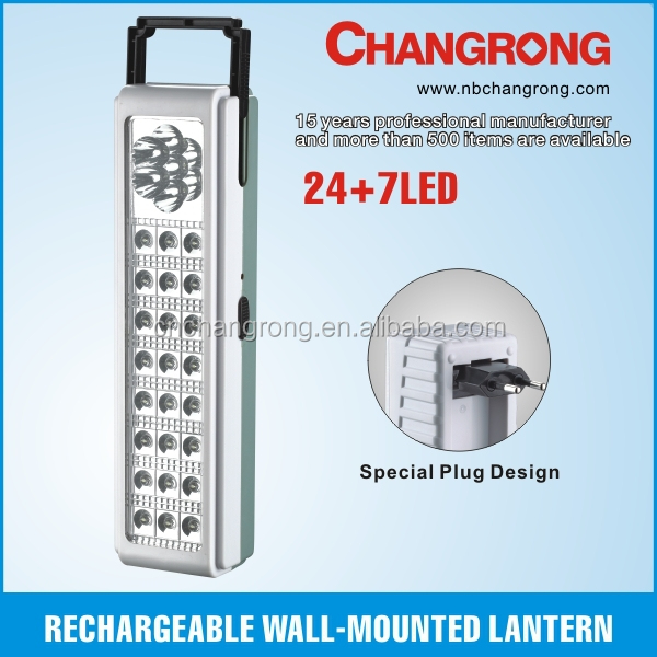 Changrong CR-8017 7+24 LED Emergency Light
