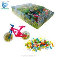 New bicycle mini candy toy for Kids