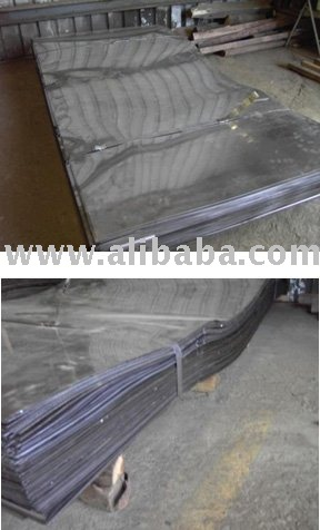 Secondary cold rolled steel sheet (1B)