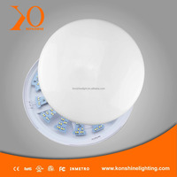 25W surface mounted light led indoor ceiling lamp with remote control