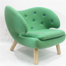 Fabric Pelican Chair