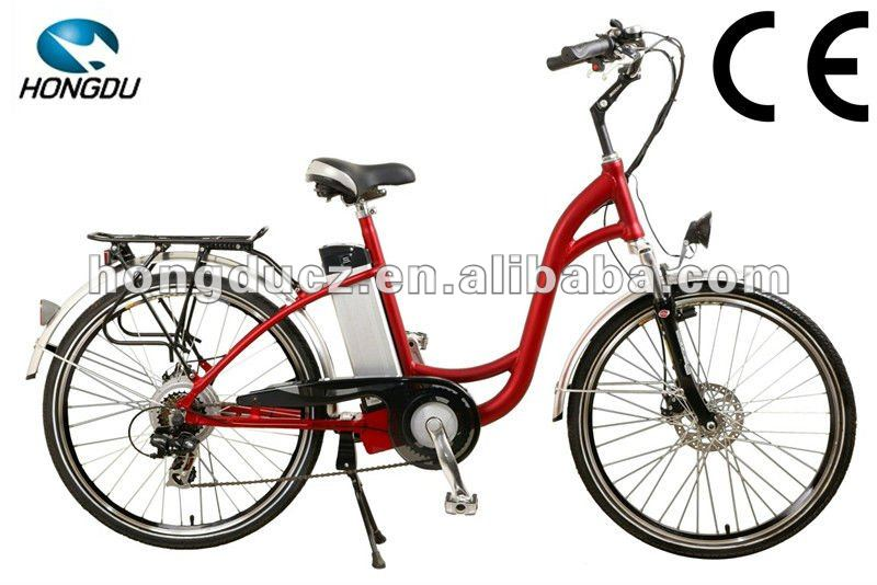 26 inch specialized battery green city bike 250W with CE EN 15194