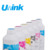 UVINK brand sublimation type glow in the dark inkjet printing ink