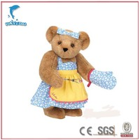 Mother day gift teddy bear plush dolls