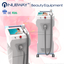 Fast and painless 808nm diode laser hair loss equipment tria laser hair removal system