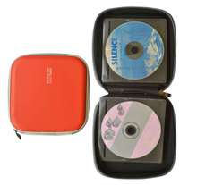 Plastic 40 Disc CD VCD DVD Wallet Storage Bag Case Organizer Cases Holder