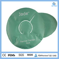 hot cold therapy gel breast pack