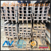 Prime i beam steel structure construction