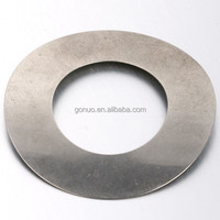 Steel friction washers cone washer