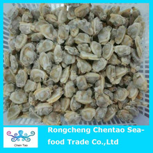 Boiled short necked clam meat