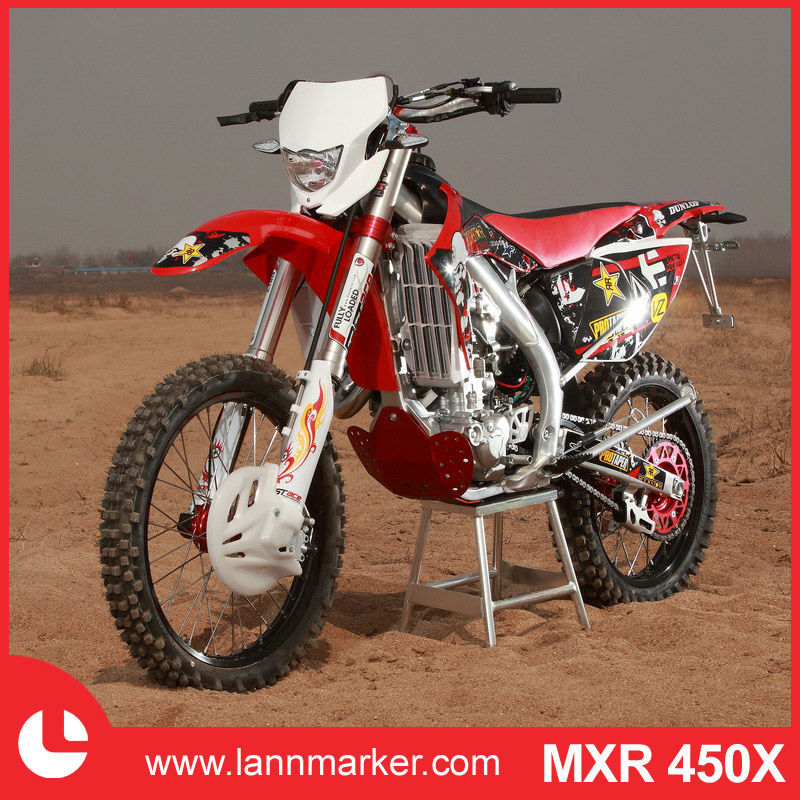 450cc high quality dirt bike