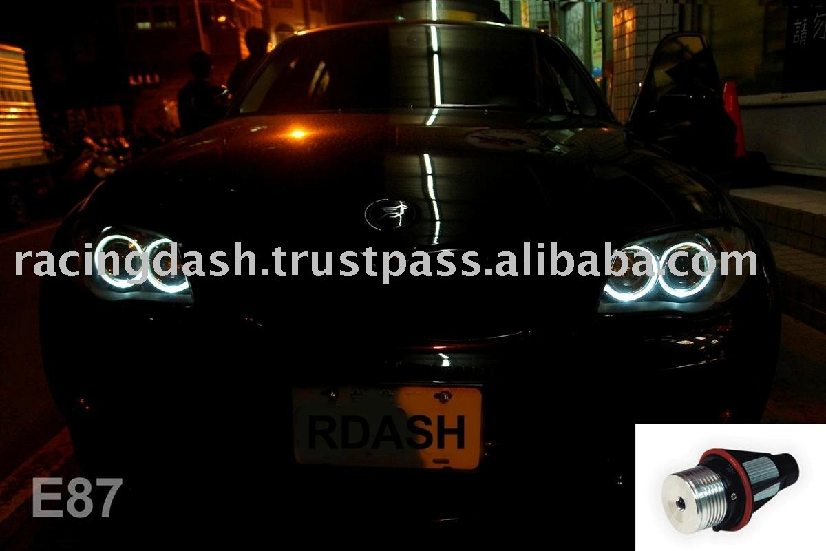Rdash Angel Eyes For BMW E87 (Led Ring) -White Light