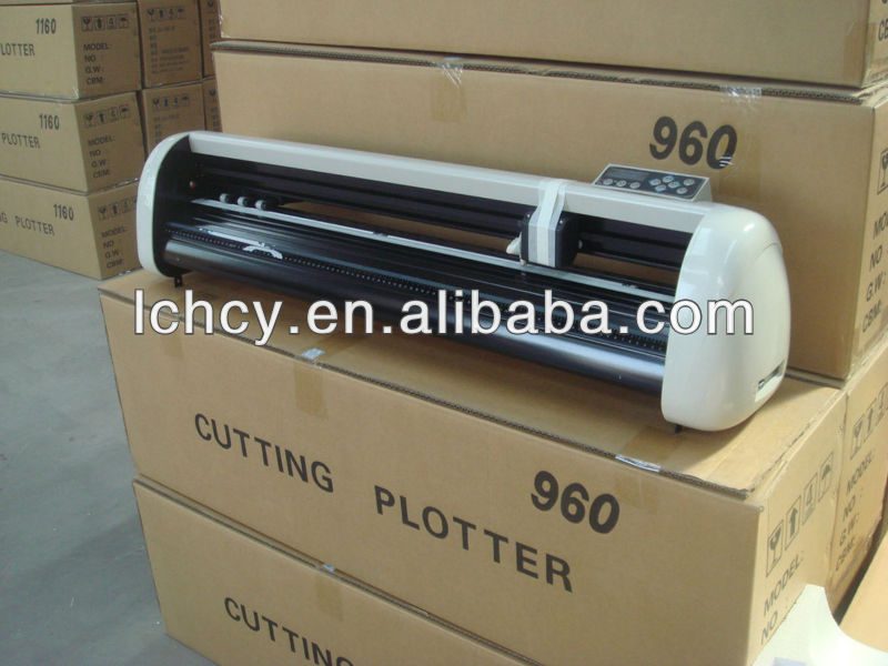 High accuracy cutting plotter vinyl cutter