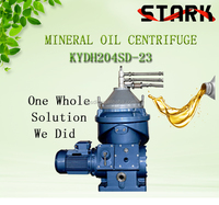 Crude Oil /Used Motor Oil Recycling Separator Machine
