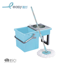 BSCI Plastic 360 Degree Spin Folding Bucket Folding Mop