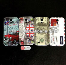 Dollars Plastic Hard Back Phone Case Cover Skin For Samsung Galaxy S4 SIV i9500