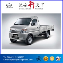 Changan Gasoline cargo mini truck and used car export korea