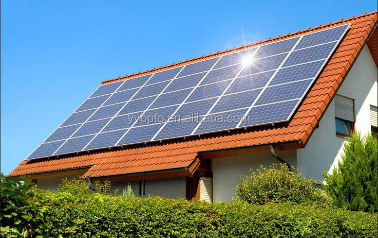 300W solar pv panel IP65 CE&ROHS approved high quality solar energ panel