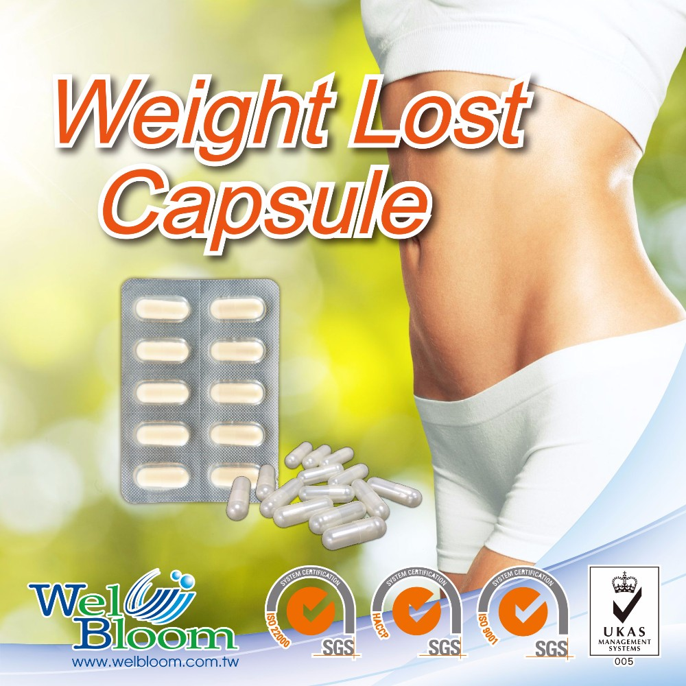 OEM Weight loss Capsules for laxative