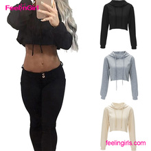 Fashion 3 Colours Pullover Plain Blank Bulk Women Cotton Wholesale Custom xxxxl Hoodies