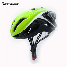 WEST BIKING Bike Helmet Ultralight Integrally-molded Road Cycling Helmet Safety Mountain Wholesale Bicycle Helmets