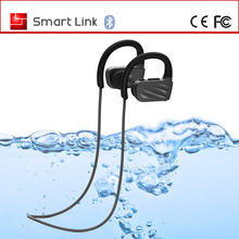 Hot sale swimming IPX7 in-ear waterproof stereo bluetooth headset V4.1wireless bluetooth stereo headphone