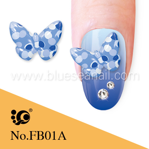 high quality graceful artistic nail design