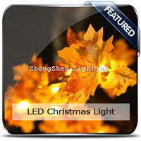 outdoor lights led decoration maple leaf tree led fake maple tree flower light
