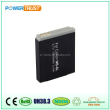 Battery manufacturer lithium battery pack NB-6L for Canon camera Digital IXUS 200 IS/IXUS 95 IS