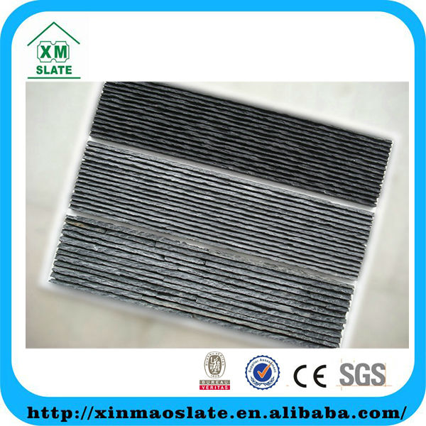 Good price natural rustic slate wall cladding stone LSB-6015RG1A