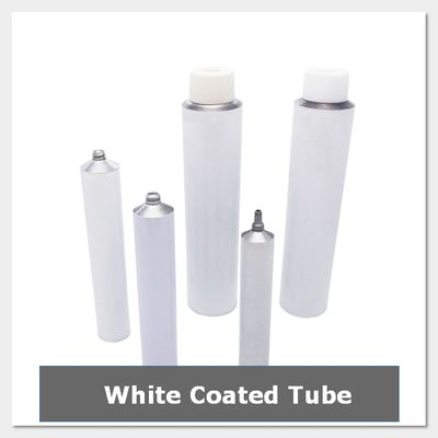 Face wash packaging tube aluminum cosmetic containers