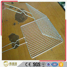 China Supply Stainless Steel Barbecue Grill Wire Netting / Crimped Wire Mesh