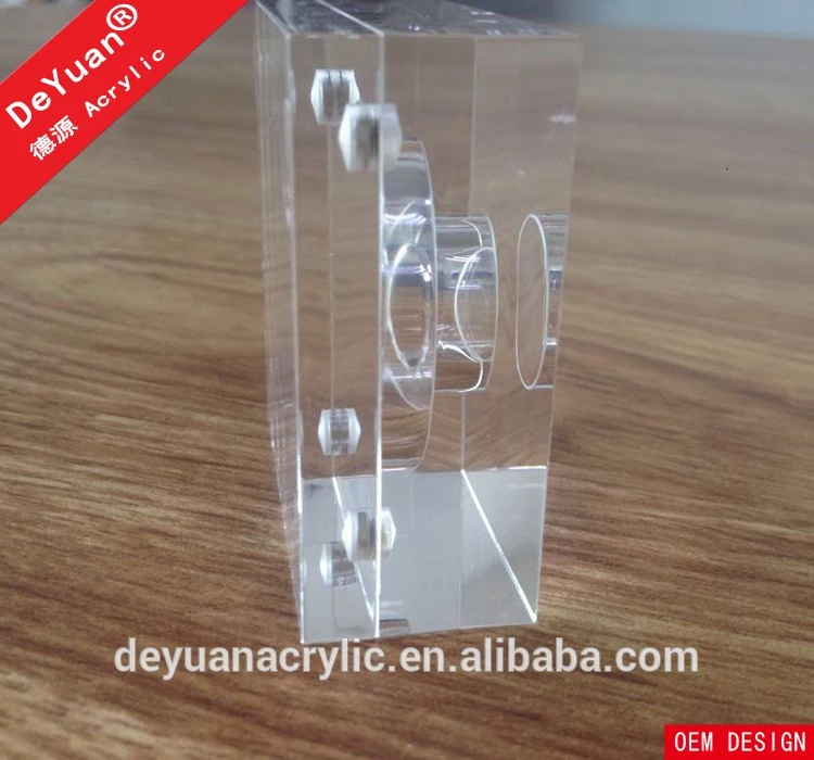 acrylic coin capsule  box 75*75* 18mm  with a diameter 47mm capsule for coin and 4 magnets near each corner