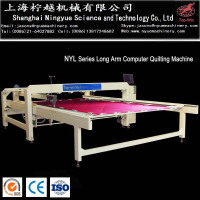 NYL-H computerized single head quilting machine,sewing machine,quilt mattress making machine