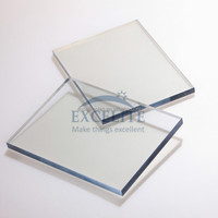 uv protection transparent plastic glass sheet