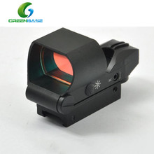 Greenbase Panoramic Holographic Hunting Sight Red Dot Sight Scope NGA0246